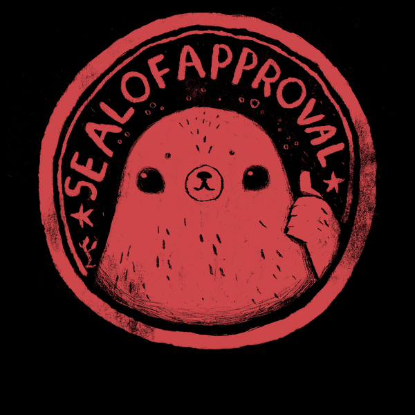 NeatoShop: seal of approval seal