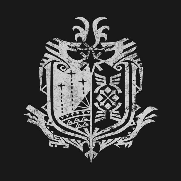 TeePublic: monster hunter world