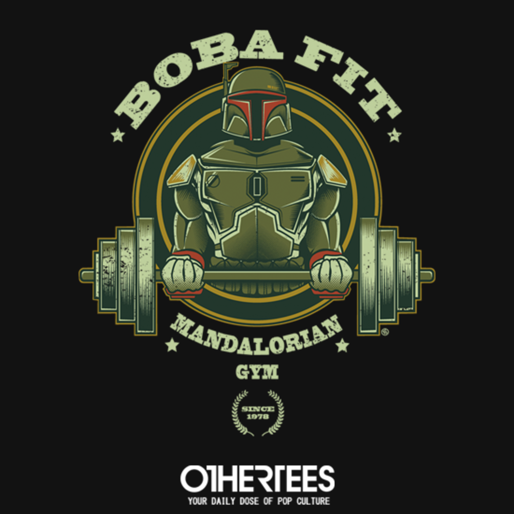 OtherTees: BOBA FIT