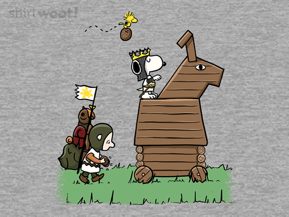 Woot!: It's the Great Quest!