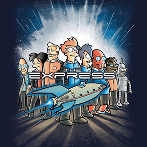 Qwertee: The Express