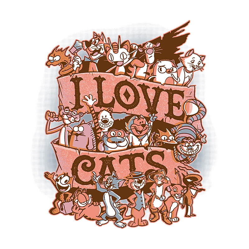 Pampling: I Love Cats