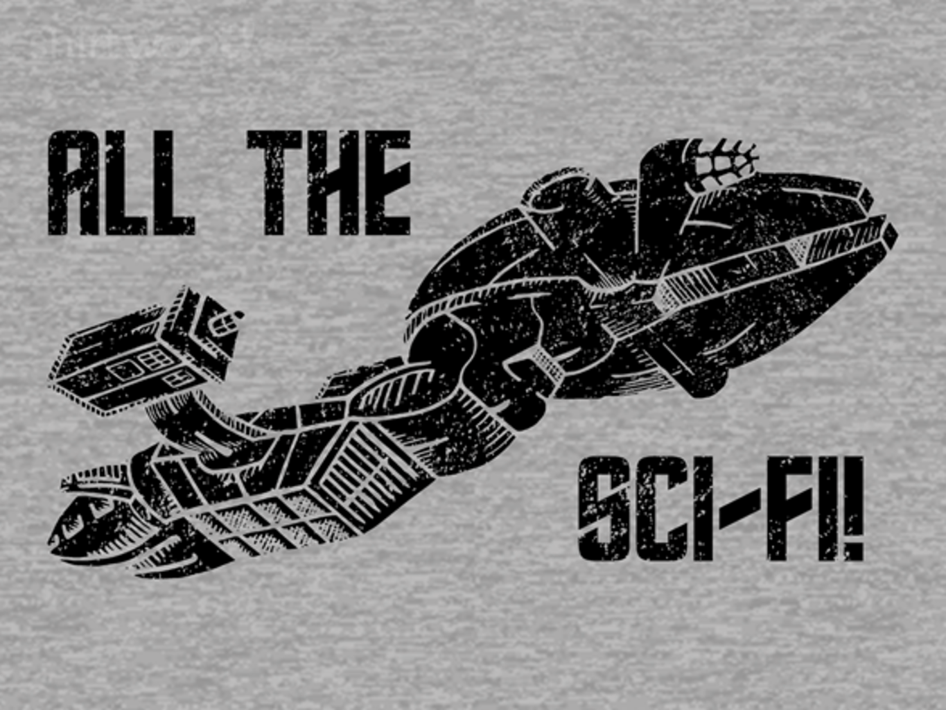 Woot!: All the Sci-Fi