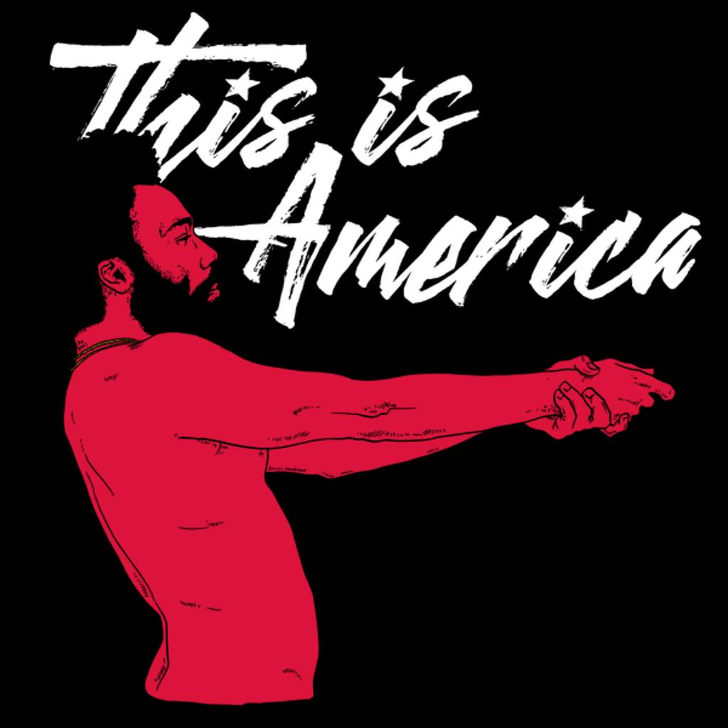 NeatoShop: This is America (dark)
