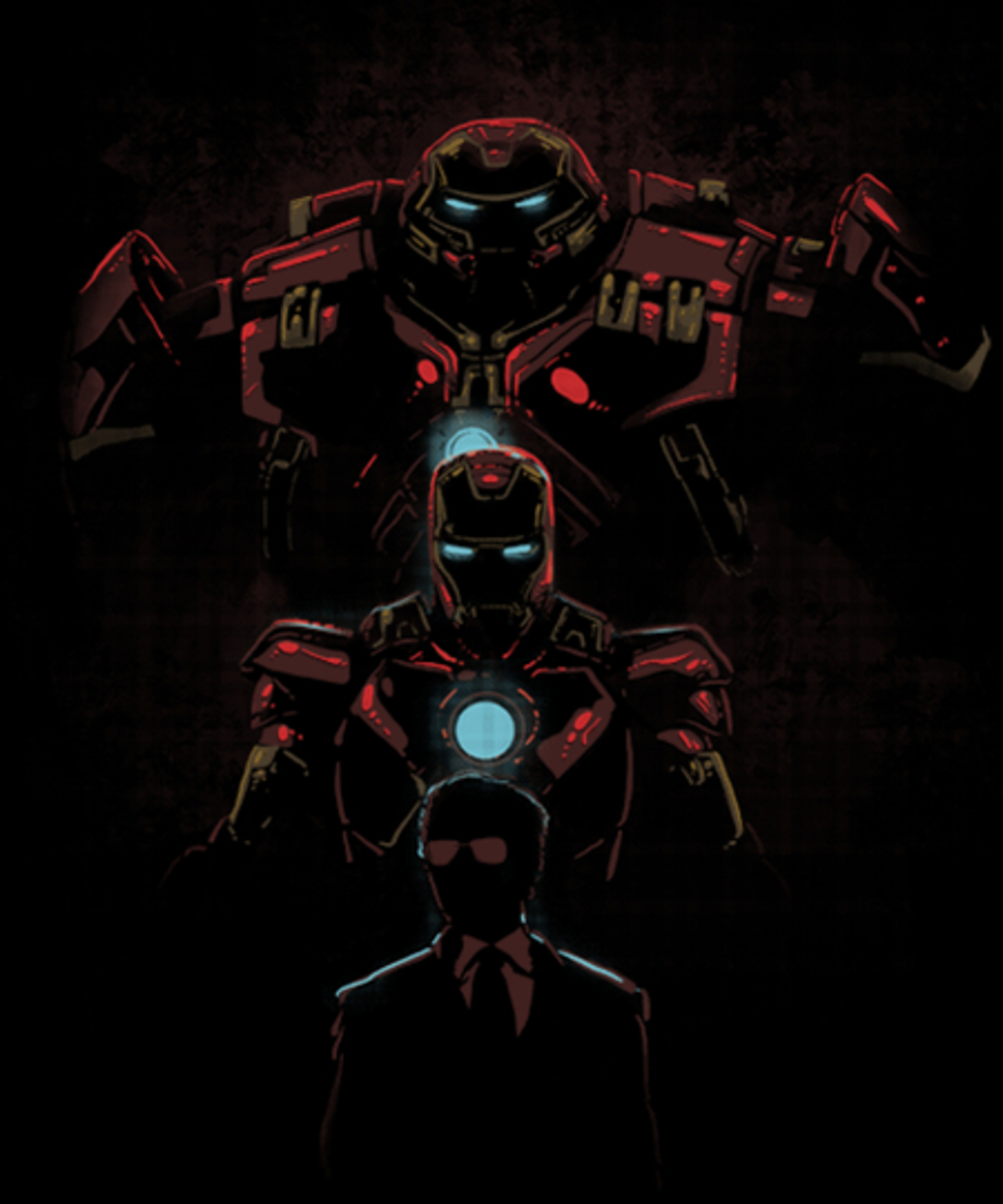 Qwertee: Stark Evolution
