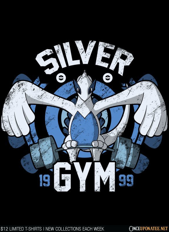 Once Upon a Tee: Silver Gym