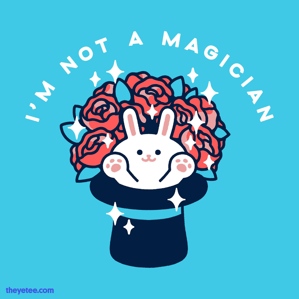 The Yetee: Still Not A Magician