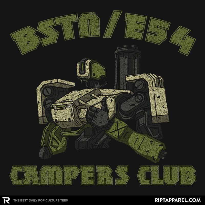 Ript: BSTN-E54 Campers Club