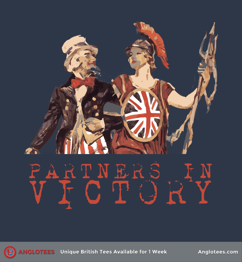 Anglotees: Special Relationship