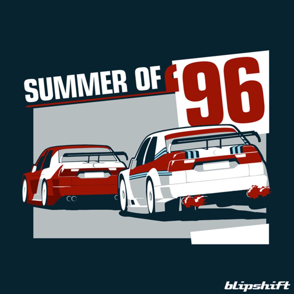 blipshift: Summer of 96