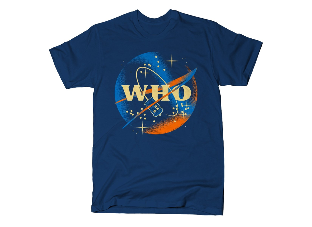 SnorgTees: Who Space Administration