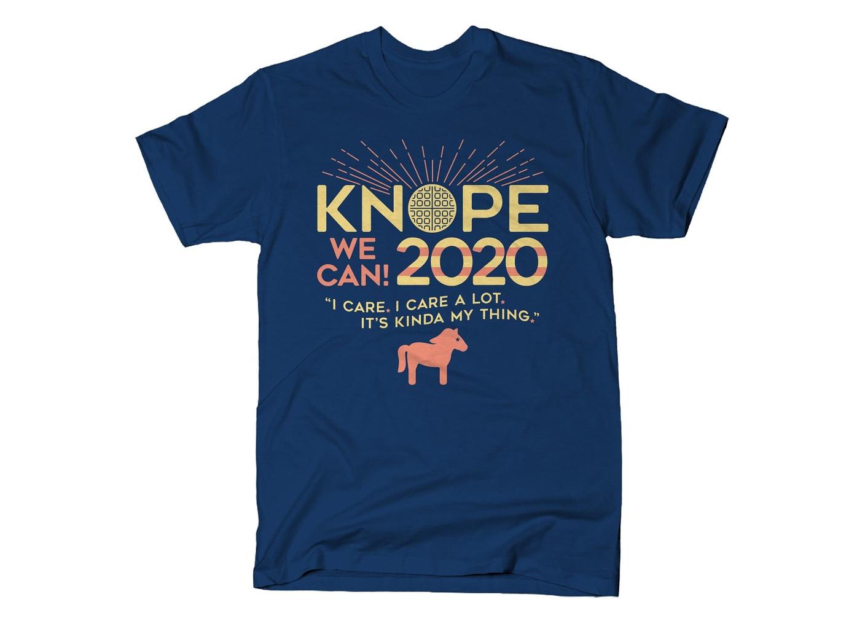 SnorgTees: Knope 2020