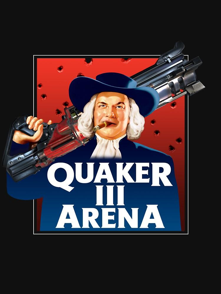 RedBubble: Quaker III Arena