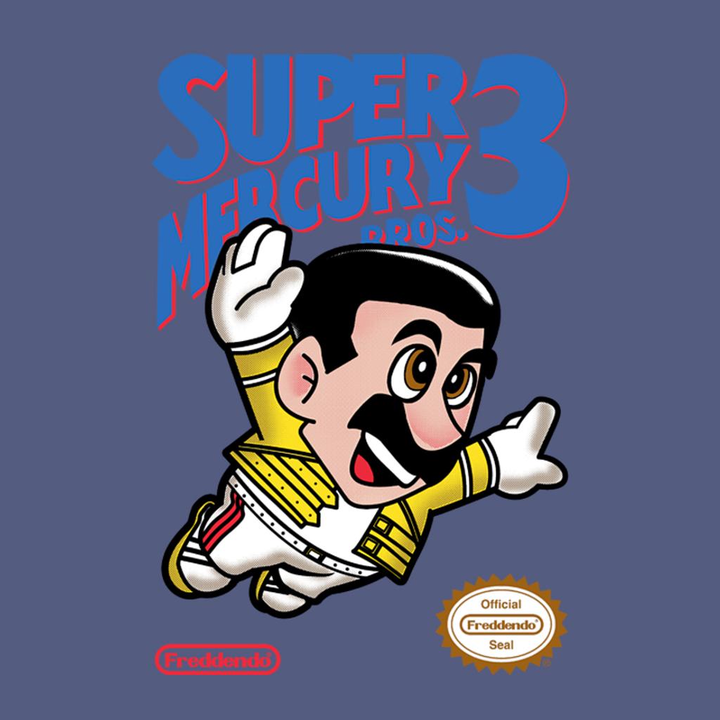 Pampling: Super Mercury Bros. 3