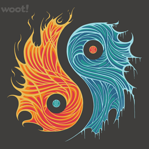 Woot!: Fire & Ice