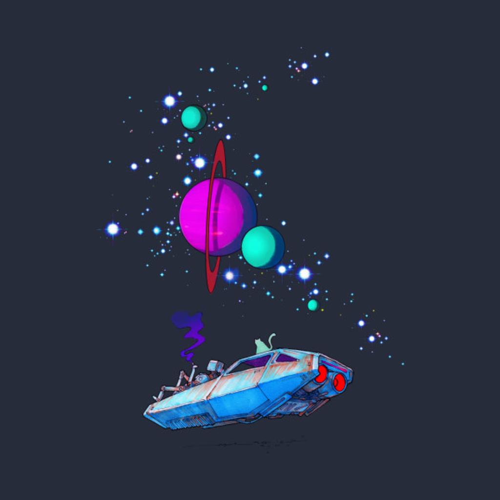 TeePublic: Stargazing