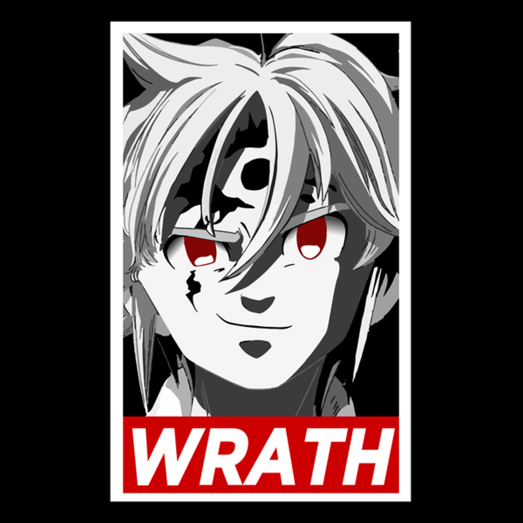 NeatoShop: Meliodas Seven Deadly Sins Nanatsu Wrath
