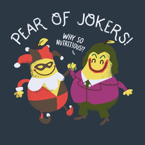 Wear Viral: Pear of Jokers