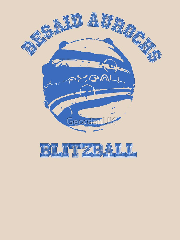 RedBubble: Besaid Aurochs Blitzball