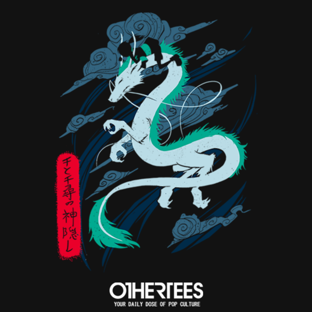 OtherTees: Chihiro e Kohaku
