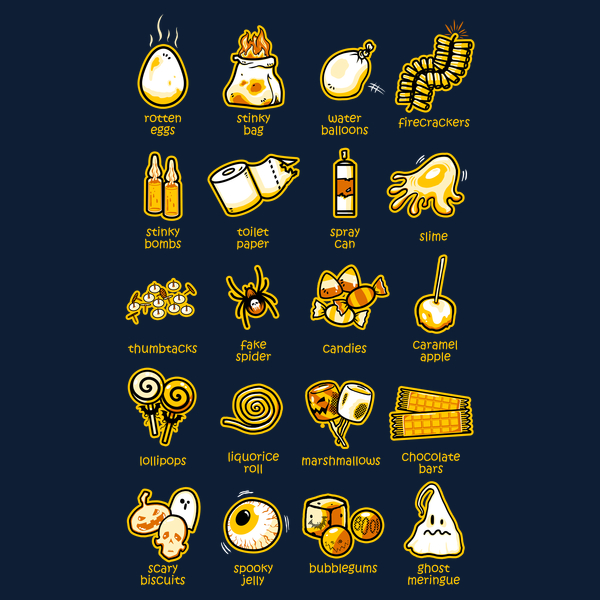 NeatoShop: Trick or Treat icons