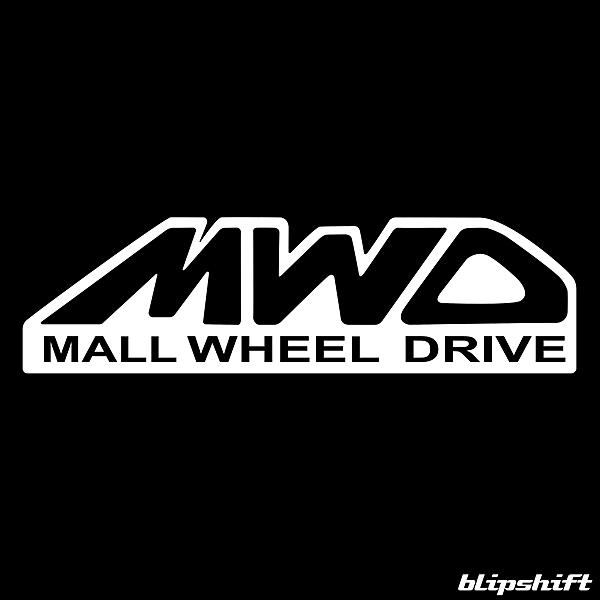 blipshift: Mall Wheel Drive