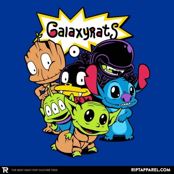 Ript: Galaxyrats