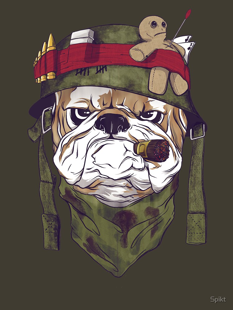 RedBubble: Bulldog Army