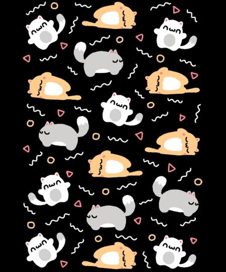 Qwertee: CATS!