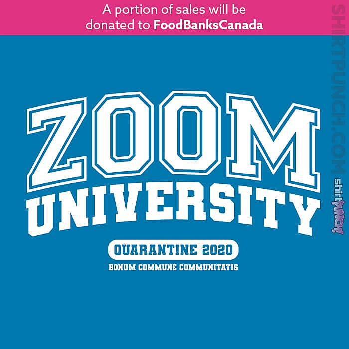 ShirtPunch: Zoom University