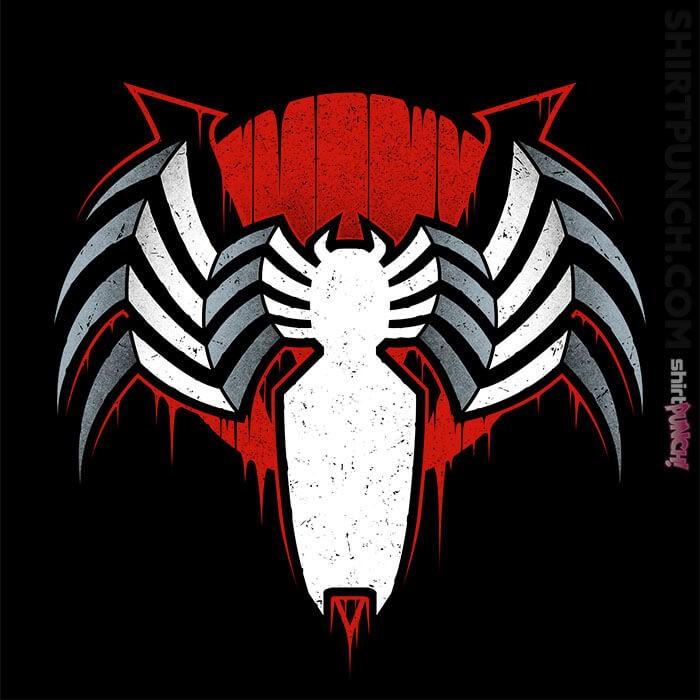ShirtPunch: V of Symbiote