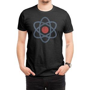 Threadless: Springfield Isotopes (Black Variant)
