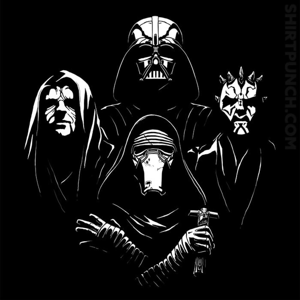 ShirtPunch: Galactic Rhapsody