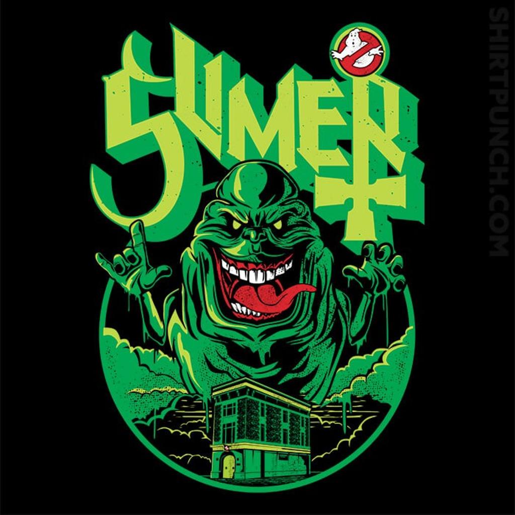 ShirtPunch: Slime Bringer
