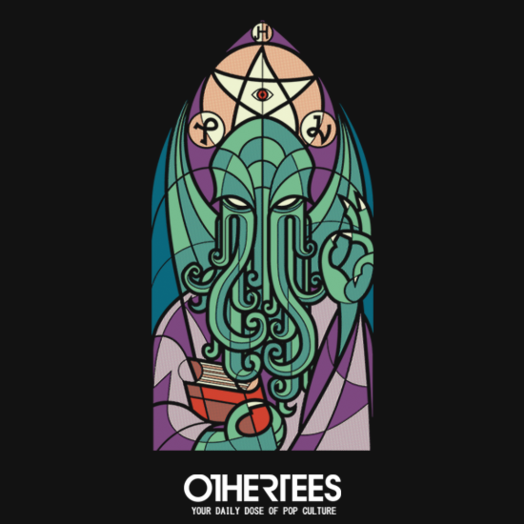 OtherTees: Cthulhu's Church