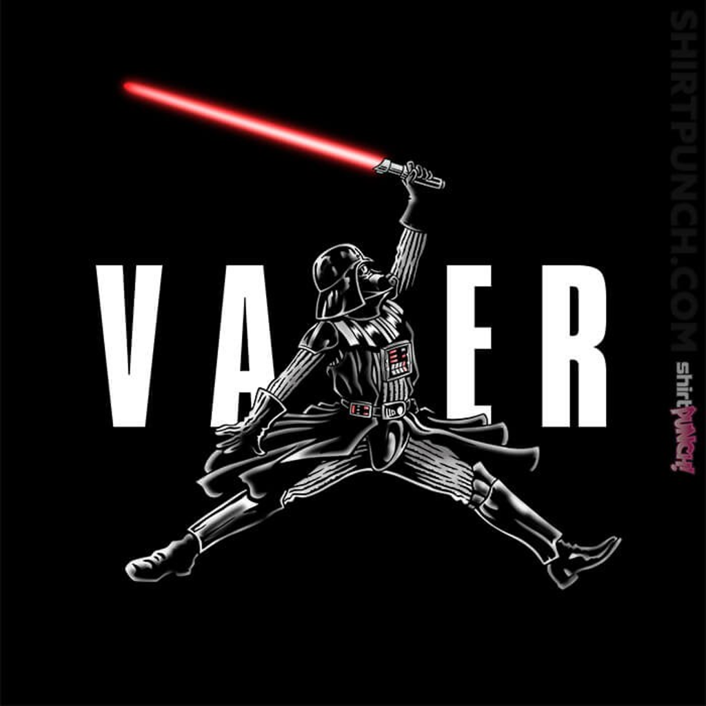 ShirtPunch: Air Vader