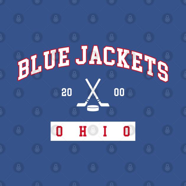TeePublic: The Blue Jackets