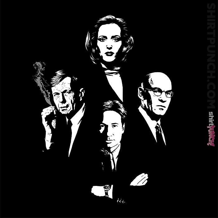 ShirtPunch: X-Files