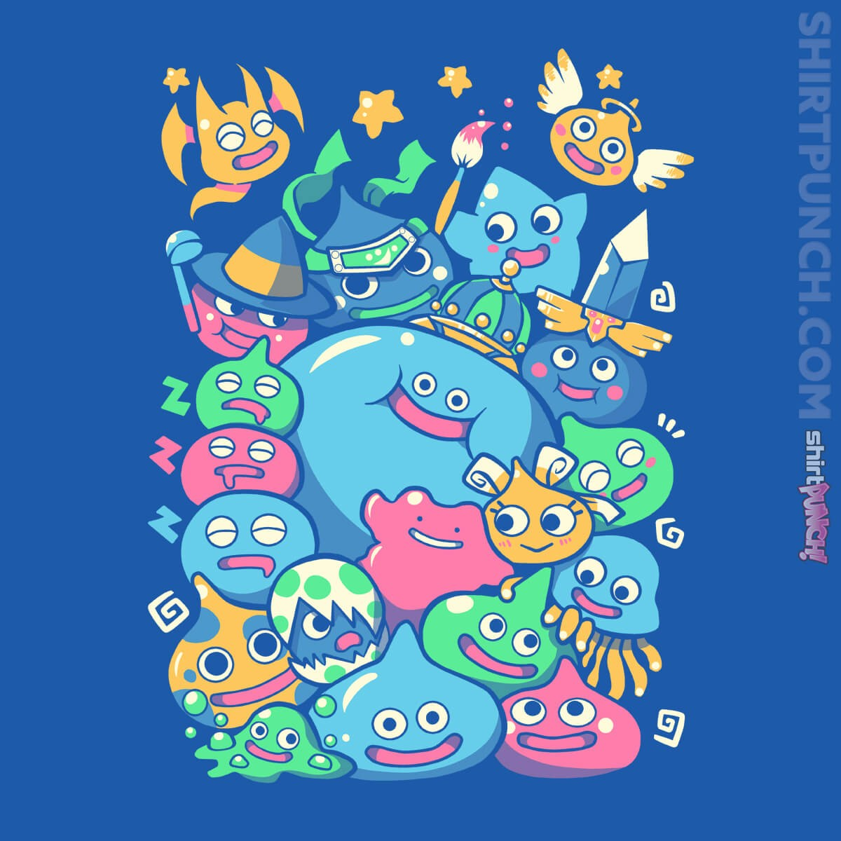 ShirtPunch: Slime Party