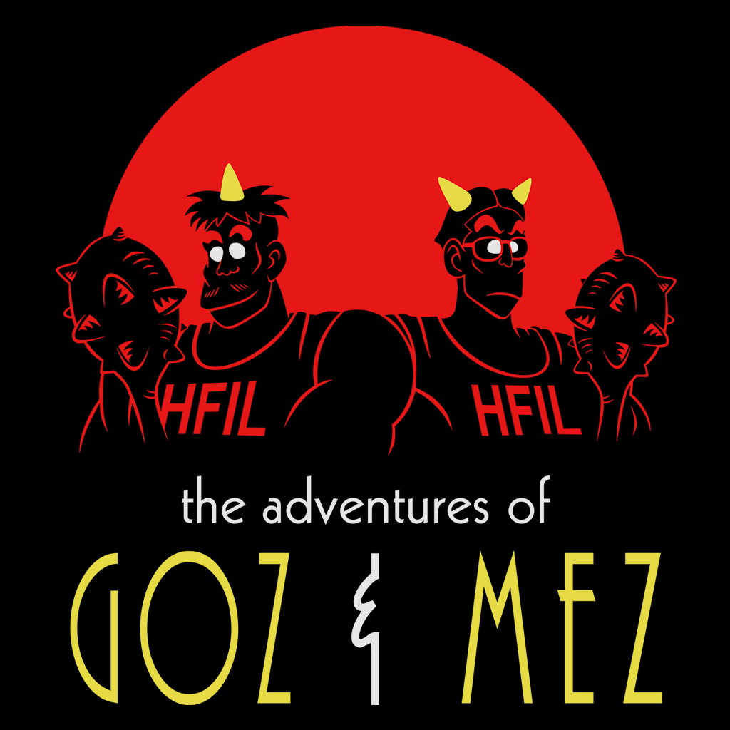 Pop-Up Tee: Hell Adventures