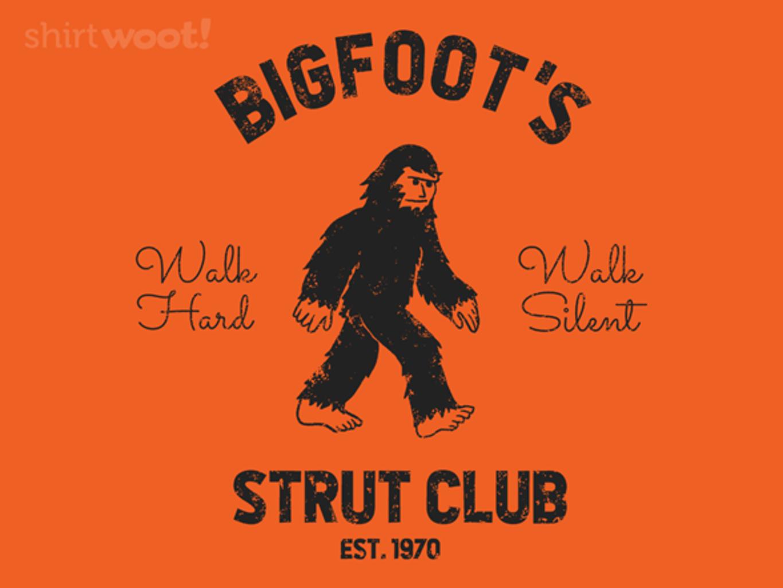 Woot!: Strut Club