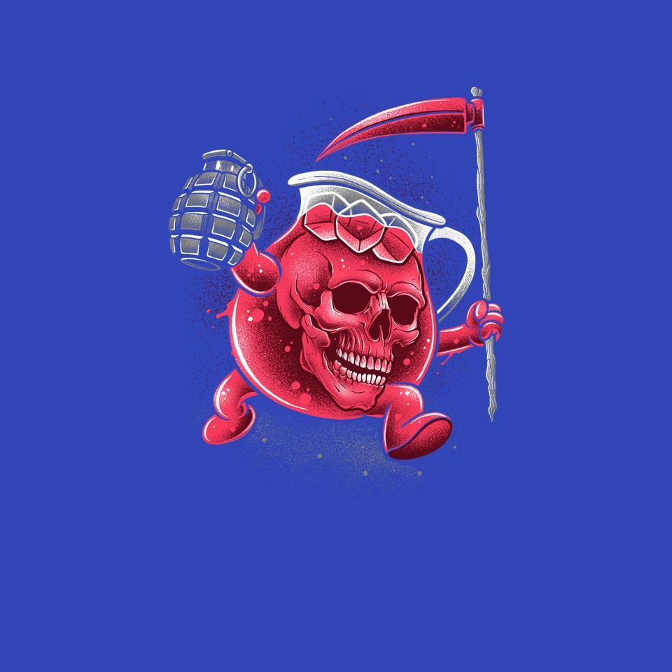TeeFury: Drink Of Death