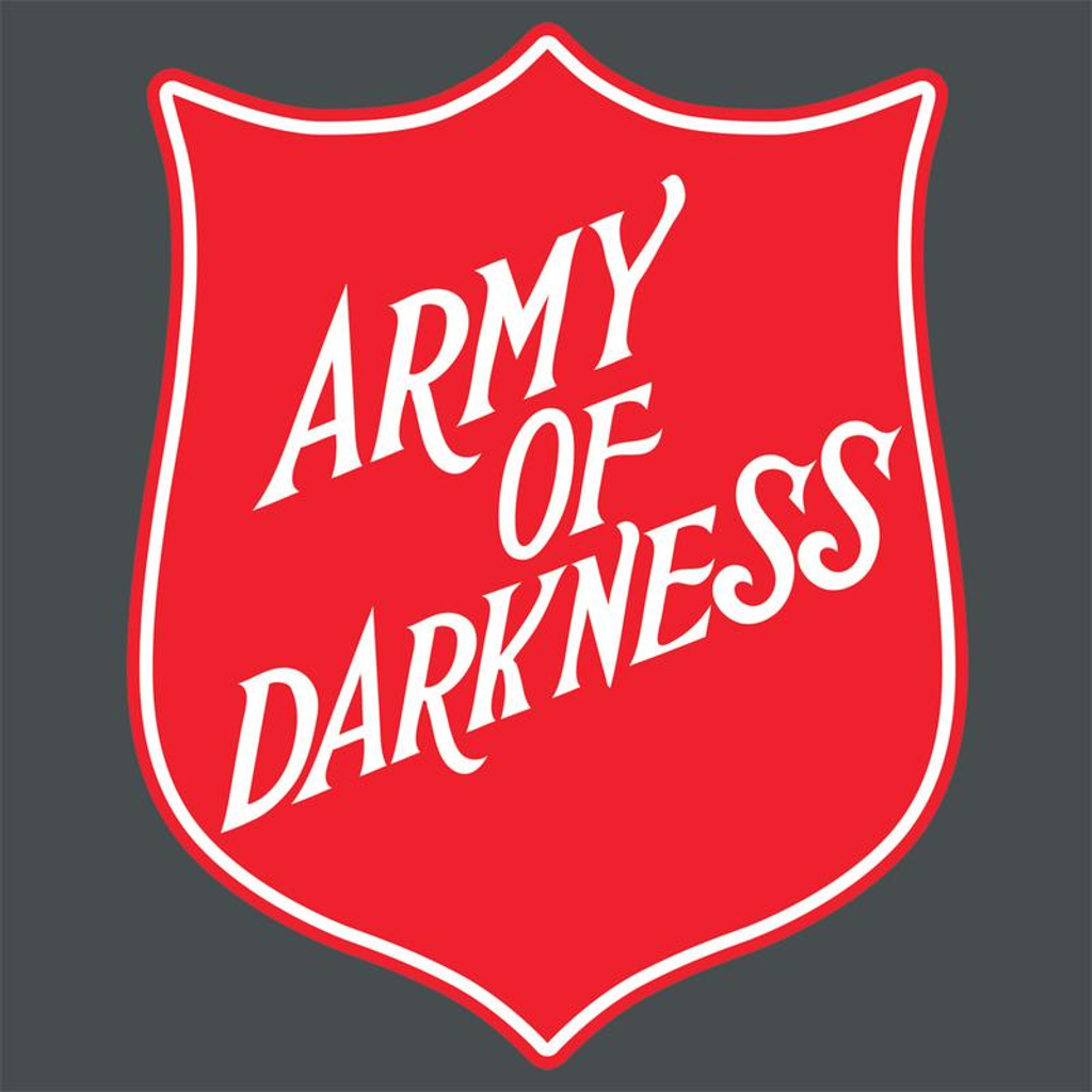 Curious Rebel: Army of Darkness