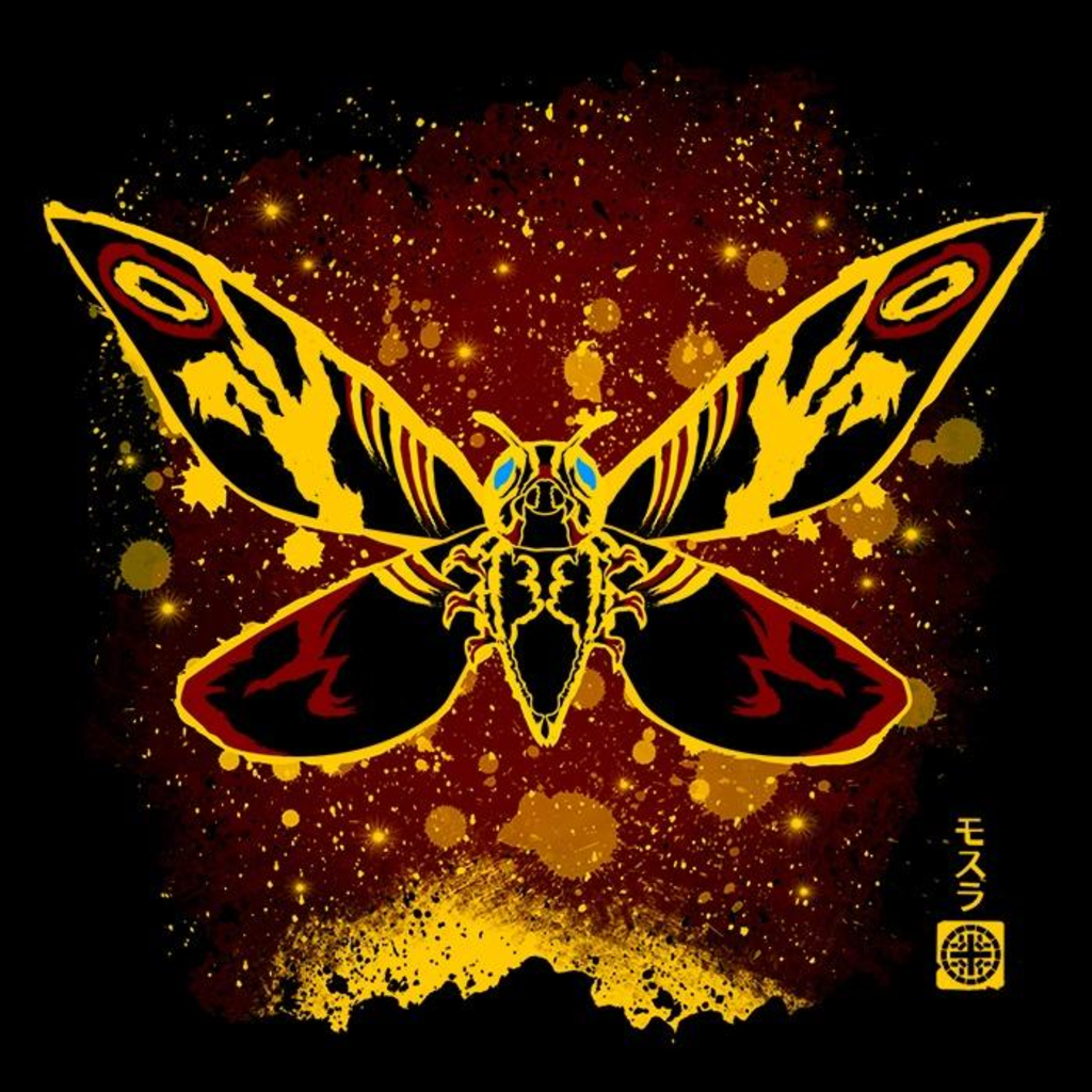 Once Upon a Tee: The Moth