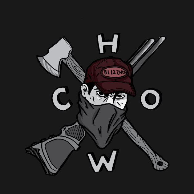 TeePublic: Mr.Chow Battlecross