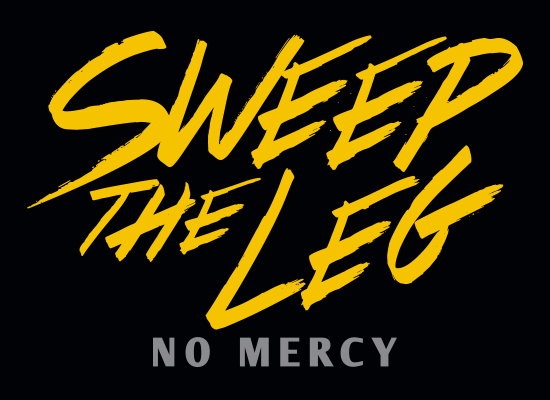 SnorgTees: Sweep The Leg