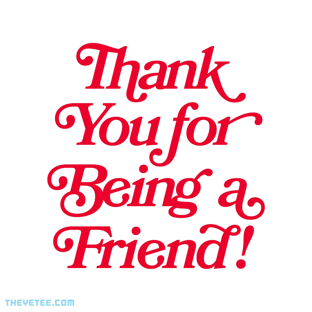 The Yetee: Thank You for…