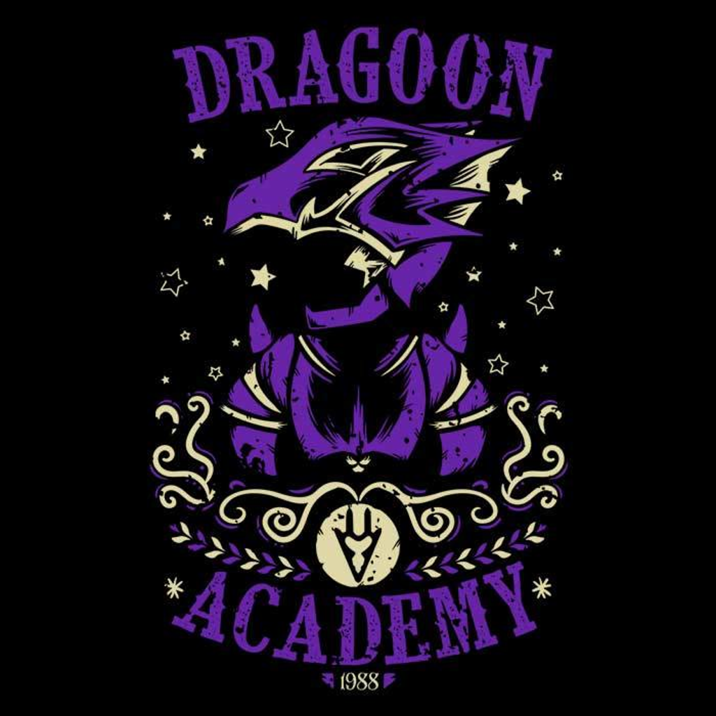 Once Upon a Tee: Dragoon Academy