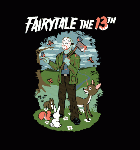 BustedTees: Fairytale the 13th