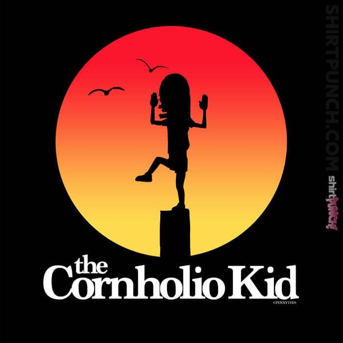 ShirtPunch: The Cornholio Kid